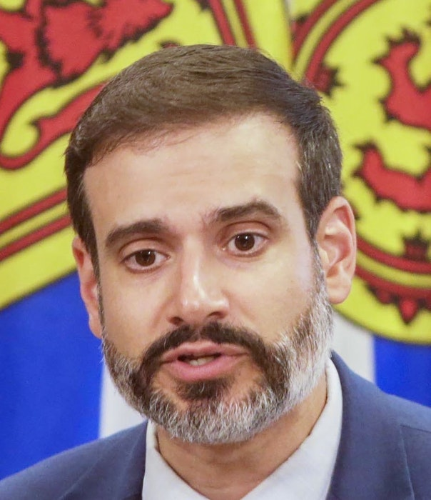 Health and Wellness Minister Zach Churchill told a news conference the province is ramping up more rapid testings sites across Nova Scotia. CONTRIBUTED