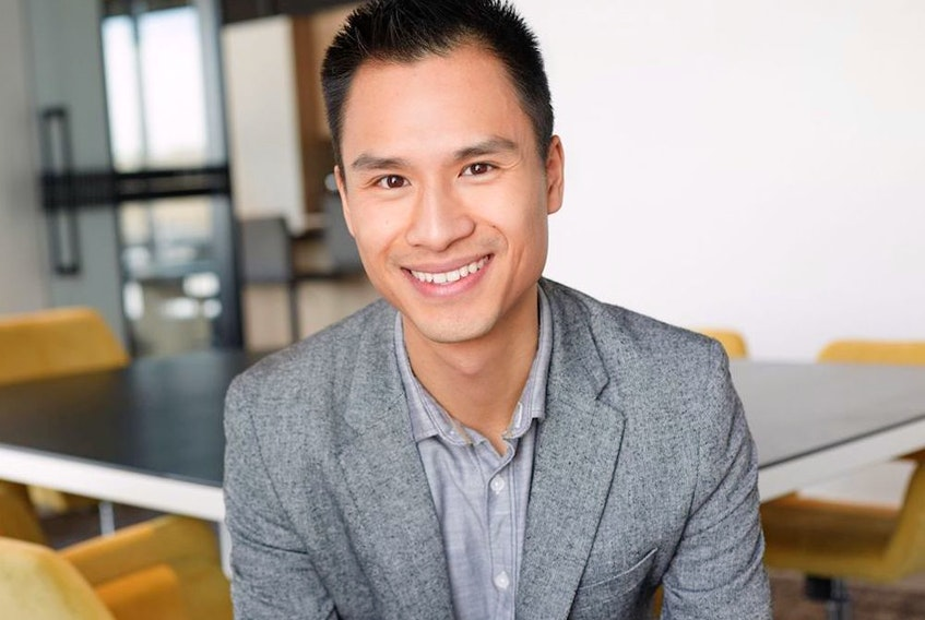 Andrew Chau, co-founder of SkipTheDishes, co-created a new venture, Neo Financial, in 2019.