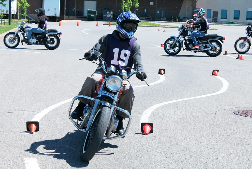 Proper motorcycle instruction is crucial to anyone riding for the first time. Costa Mouzouris/Postmedia News