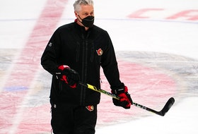 Zac Bierk was installed as the club's new goalie coach last month