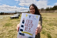 After being laid off from her job with Westjet due to the pandemic Jen Meza started thinking about travelling. Her travel journal, which helps Nova Scotians to document their travels around the province, has been a best seller on Amazon.