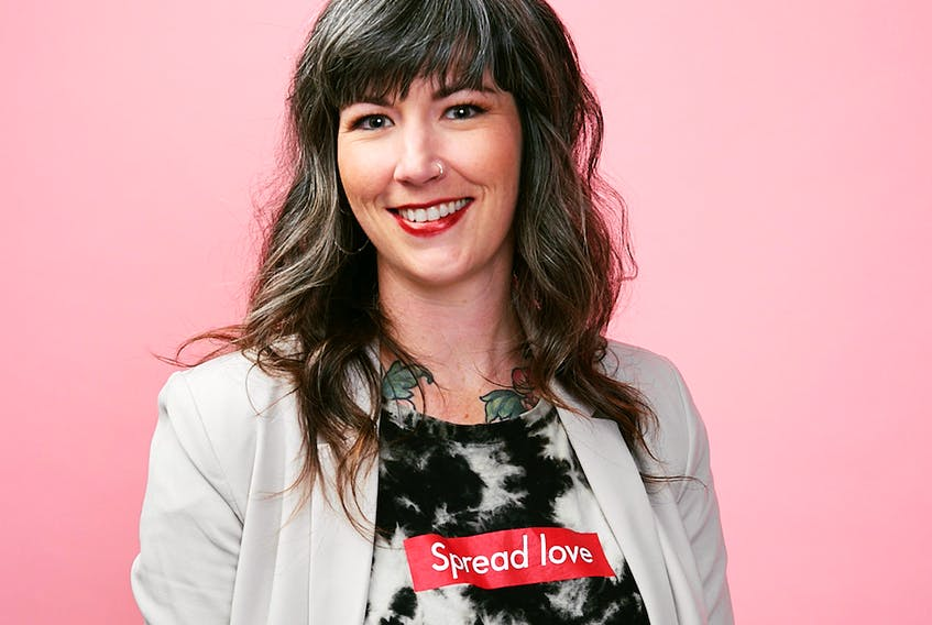 Alicia Simms is a candidate in the Leukemia and Lymphoma Society of Canada Man and Woman of the Year campaign. The Truro businesswoman is seeking donations for the 10-week philanthropic competition which wraps up June 3.