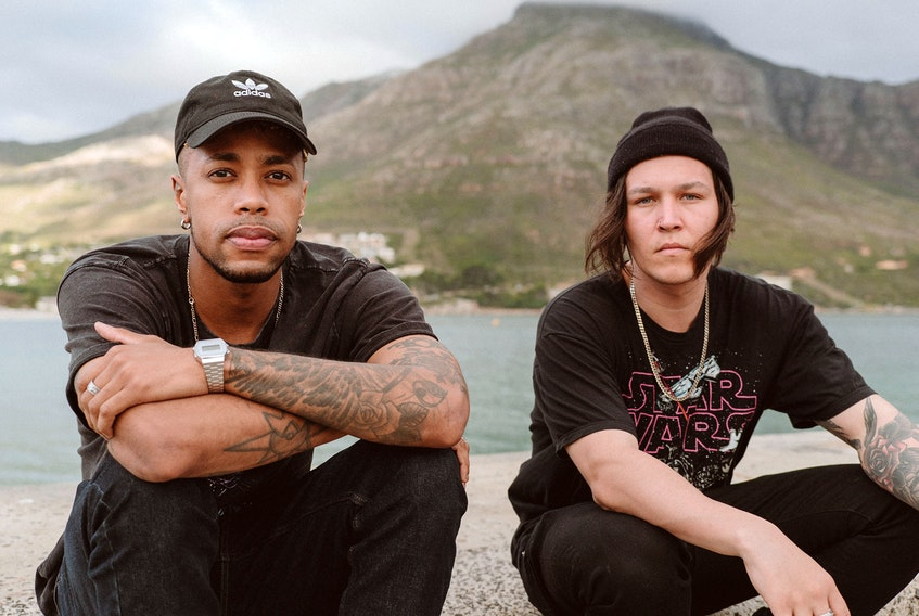 Frank Kadillac and Adrian Morris from Halifax band Neon Dreams are in the middle of an extended stay in South Africa including a two-week concert tour and a livestream concert on May 28.