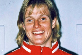 Suzanne Muir was inducted into Soccer Canada's Hall of Fame on Thursday. -Contributed