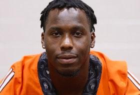 Oklahoma State linebacker Amen Ogbongbemiga.