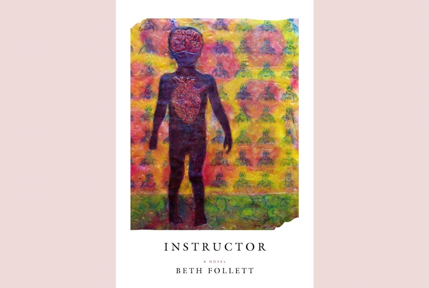 """""""Instructor,"""" by Beth Follett; Breakwater Books; $22.95; 294 pages"""