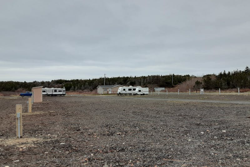 Horse Brook Trailer Park in Fortune has doubled its capacity to 40 sites this year. — Paul Herridge