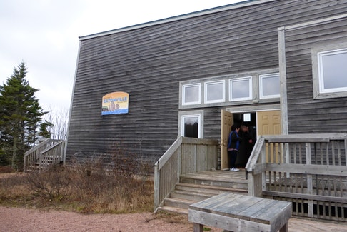 The former Eatonville interpretive centre that was part of the Cape Chignecto Provincial Park has been acquired by the Cliffs of Fundy Geopark and will become a western entrance to the geopark that stretches along the Fundy Shore to Truro. The building has been vacant since 2012. It's hoped the centre will be repaired and ready for opening by spring 2022. Cliffs of Fundy Geopark photo