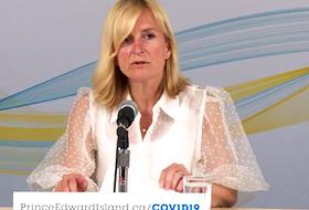P.E.I.'s chief public health officer Dr. Heather Morrison said there are no new cases of COVID-19 in P.E.I. on June 1, 2021.