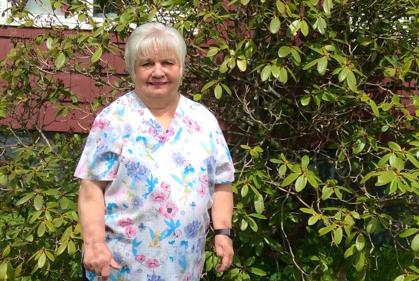 Port Morien resident Rose Matheson has been a homecare worker with Cape Breton County Homemakers for 25 years. Hundreds of homecare workers look after the elderly and disabled in our communities every day.