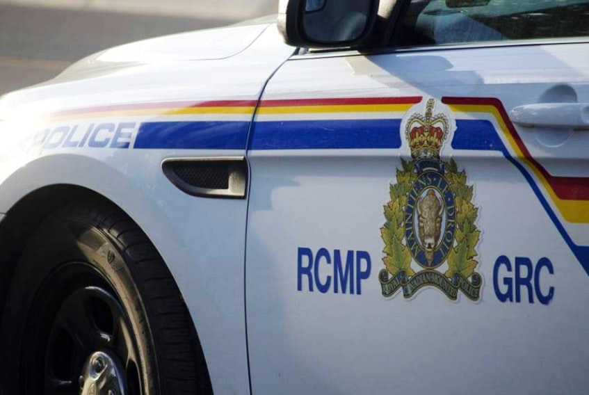 RCMP radar measured the speed of the motorcycle at 141 km/h in an 80 km/h zone.