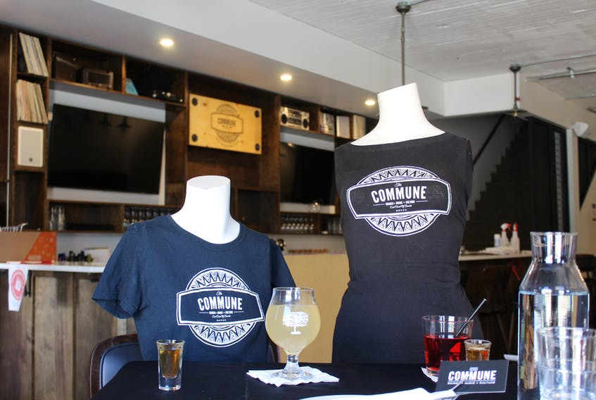 The Commune, a restaurant and live music venue, will be opening in the coming months in downtown New Glasgow.