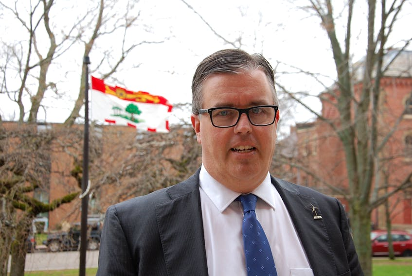 Environment Minister Steven Myers says the government's primary interest is protecting water through science-based decision-making in the revised Water Act, which comes into effect June 16.  SaltWire File
