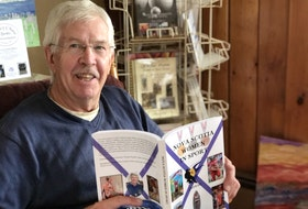 Annapolis Valley author Dave Whitman has written his 19th book. The new release is about the achievements of Nova Scotia women in sport. – Contributed