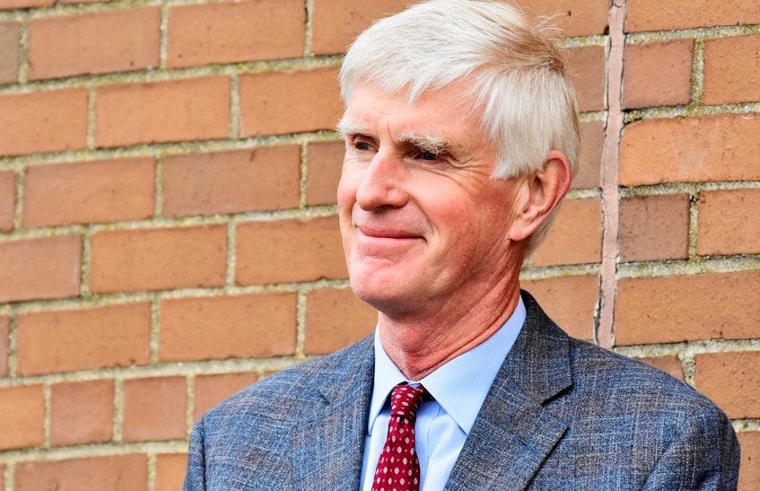 Dr. Drew Bethune, former senior medical director of Nova Scotia Health's Cancer Care Program, says he felt a responsibility to bring enhanced cancer care to southwestern Nova Scotia. TINA COMEAU • TRICOUNTY VANGUARD - Saltwire network