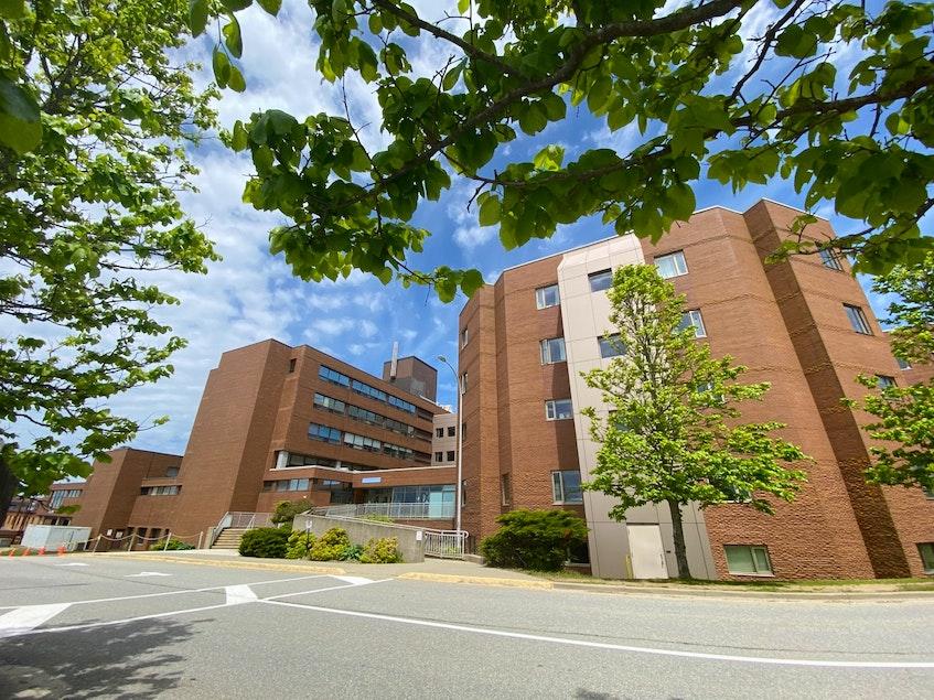 The Yarmouth Regional Hospital. TINA COMEAU • TRICOUNTY VANGUARD - Saltwire network