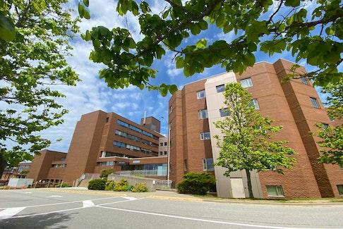The Yarmouth Regional Hospital. TINA COMEAU • TRICOUNTY VANGUARD