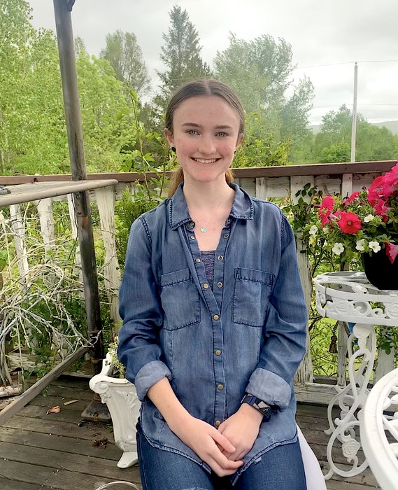 Mary MacInnis is planning a career in engineering because she wants to make the world a better place for future generations. CONTRIBUTED