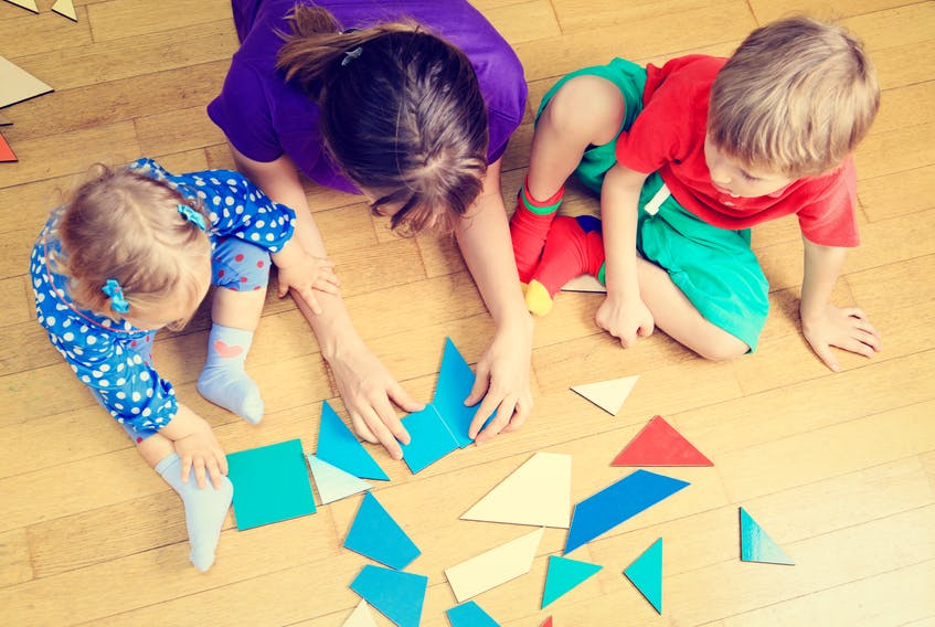 The province is opening applications for licensed childcare centres  to become provincial early years centres, recieving funding from the P.E.I. government. 123rf stock photo