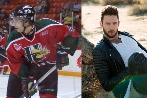Halifax's Steve Lund played defence for the Halifax Mooseheads before becoming an actor.