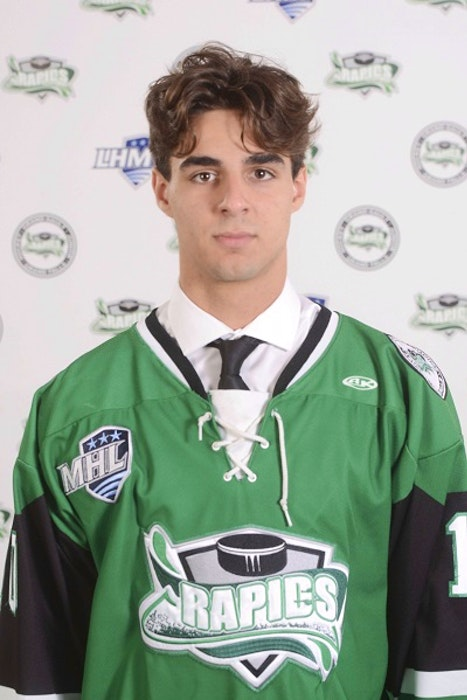 Cape Breton Eagles prospect Alex Cormier was recently traded in the Maritime Junior Hockey League to the Amherst Ramblers. CONTRIBUTED - Contributed