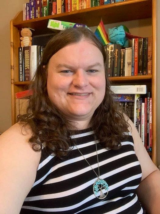 Andrea MacPherson is Pride P.E.I.'s secretary.    - Contributed