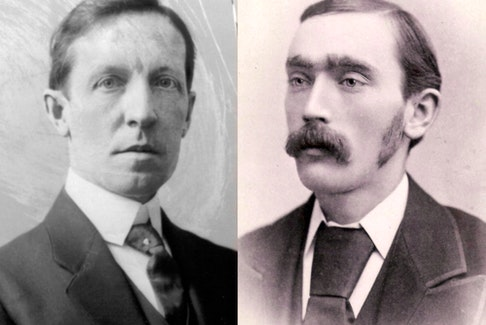 Duncan Campbell Scott, left and Dr. Peter Bryce, right, were on opposite sides of a policy battle that changed the course of history for residential schools where Indigenous children were forced to attend.