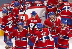 """""""People may have doubted us, but for us in the locker room, we had belief in each other,"""" says Brendan Gallagher."""