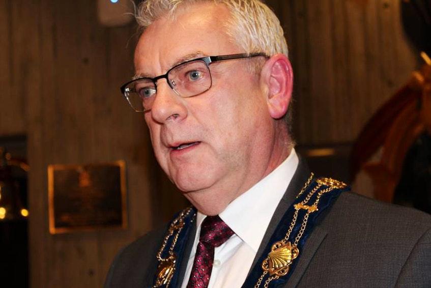 St. John's Mayor Danny Breen  — File Photo