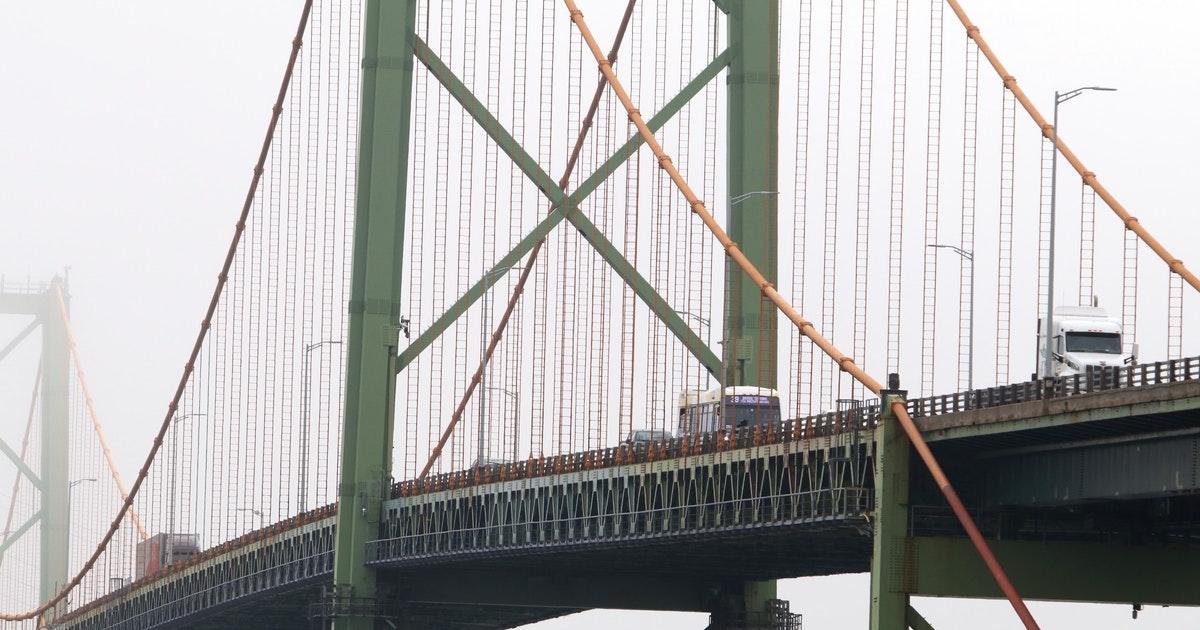 Halifax Harbour Bridges proposes changes to toll rates and how people pay | Saltwire