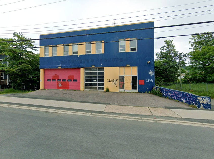 The former West End fire station on Lemerchant Road in St. John's - Google  Maps