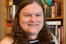 Andrea MacPherson is Pride P.E.I.'s secretary.