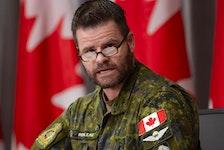 Lt.-Gen. Mike Rouleau.