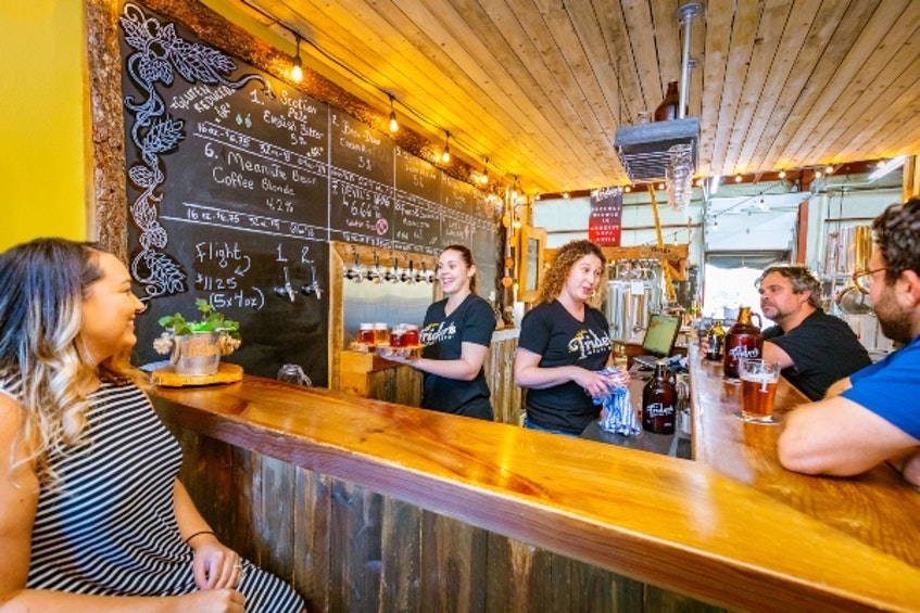 Trider's Craft Beer (46 Anson Ave. in Amherst) - Photo Courtesy Tourism Nova Scotia.