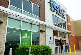 The NSLC store on Larry Uteck will soon start selling cannabis.