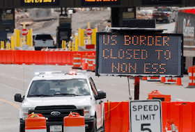 Prime Minister Justin Trudeau has previously said the government will start with allowing fully vaccinated travellers to cross the U.S. border.