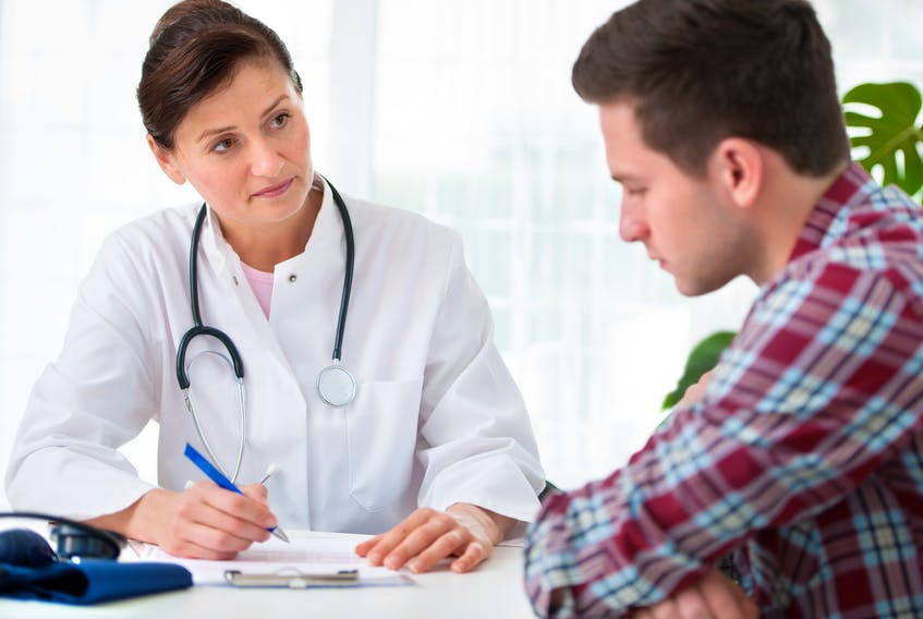 Men are less likely than women to visit a doctor when they are ill, are more likely to delay accessing health care services, and are less likely to report symptoms of an illness when they go.
