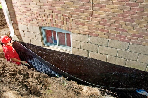 You will have to excavate around your home to add waterproofing after it's built, writes Mike Holmes.