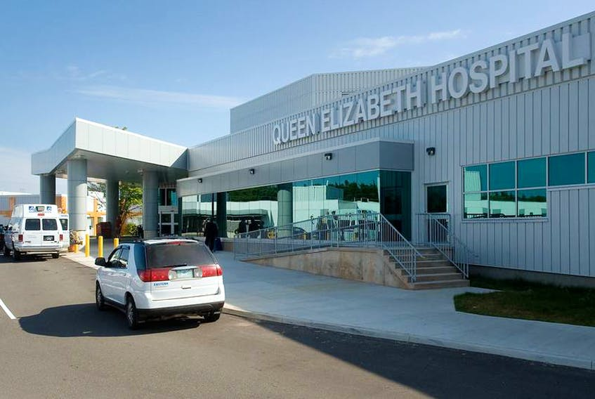 The Queen Elizabeth Hospital will get a partial roof replacement as part of joint funding from the provincial and federal governments.