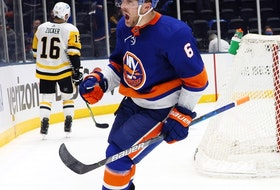 New York Islanders defenceman Ryan Pulock has three game-winning goals these playoffs.
