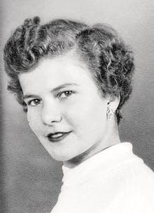 Olive Mary (Pitre) July 30, 1933 - June 2, 2016 Gaudet