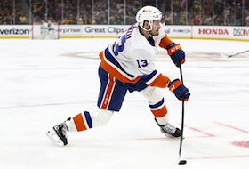 Mathew Barzal of the New York Islanders is one of several players the Boston Bruins passed on at the 2015 NHL draft.