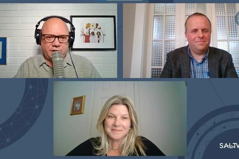 A political panel discussion on the likelihood of a summer election call with Dr. Lori Turnbull from Dalhousie and Dr. Tom Urbaniak of Cape Breton University.