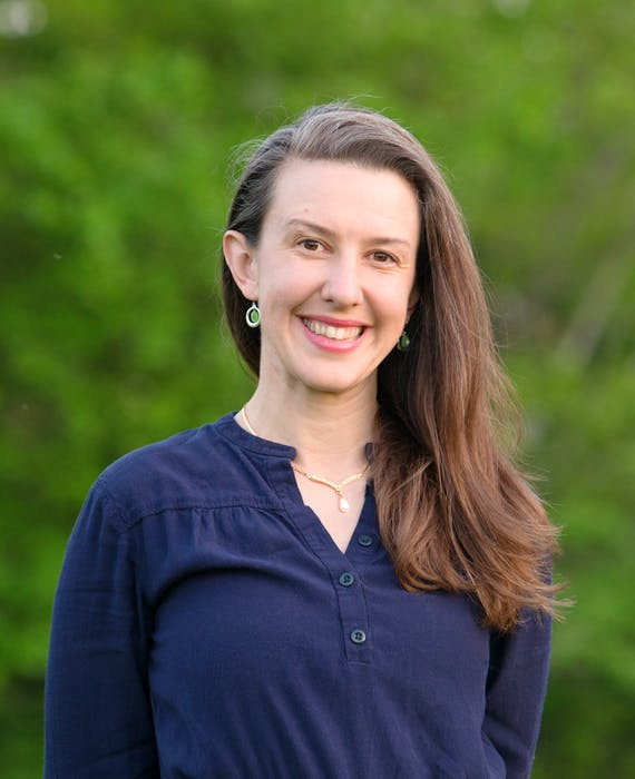 Green Party candidate Anna Keenan. - Contributed
