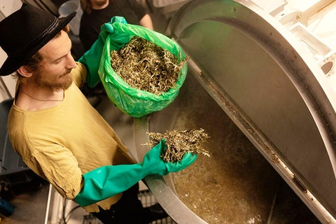 Finnish microbrewery Ant Brew is using goose droppings to make a special-edition imperial stout.