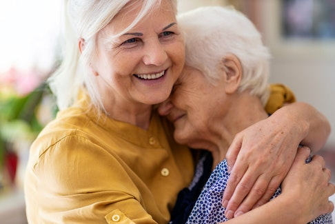 A daughter shares her story of caring for her mom who has dementia. STOCK IMAGE
