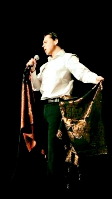 P.E.I. resident Victor Cal Y Mayor is an opera singer who has performed all over Europe but says singing in his natural countertenor voice in his home country of Mexico, instead of a traditional male baritone, drew criticism from his audiences.