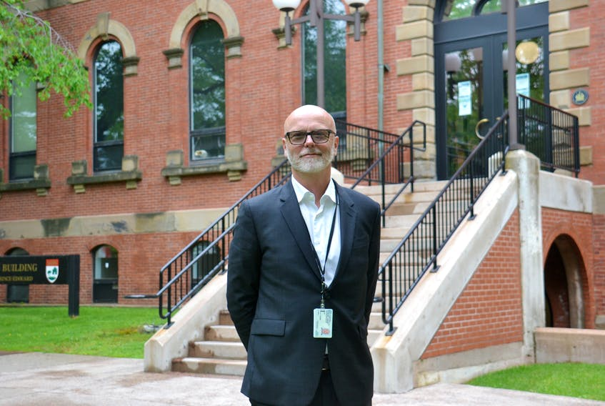 """Health P.E.I. interim CEO Dr. Michael Gardam, who described his job as one focused on """"putting out fires and lurching between crises"""", is offering a number of suggestions for changes."""