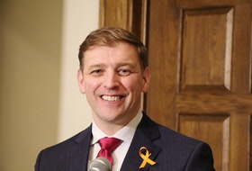 Premier Andrew Furey