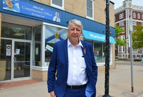 John Lohr hopes voters will elect him to serve a third term as the MLA for Kings North, and he hopes to be part of a Tim Houston-led PC government in Nova Scotia. KIRK STARRATT